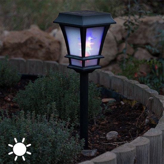 bol.com | Lantaarnpaal Lamp op Zonne-Energie