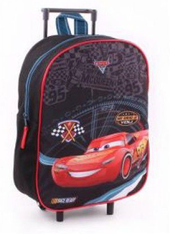 2437aaeec4d bol.com | Cars 3 Fast as Lightning Trolley