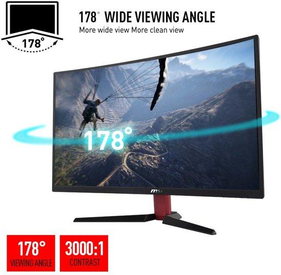 MSI Optix AG32CQ - Gaming Monitor - 31.5 inch