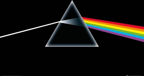 Pink Floyd-The Dark Side of the Moon-Poster-61x91.5cm.