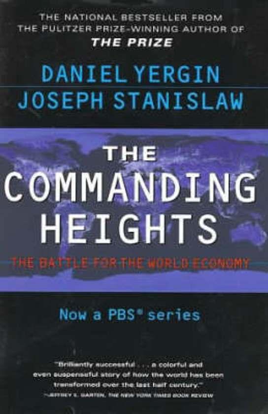 Commanding Heights Yergin Pdf