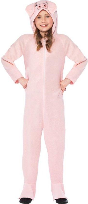 Varken onesie kostuum voor kinderen / dierenpak