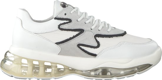 679c2deefb1 bol.com   Bronx Dames Sneakers Bubbly - Wit - Maat 39