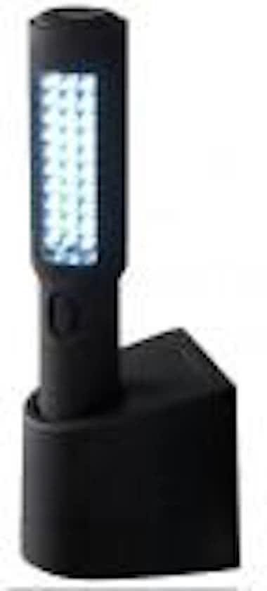 oplaadbare LED looplamp 30 leds