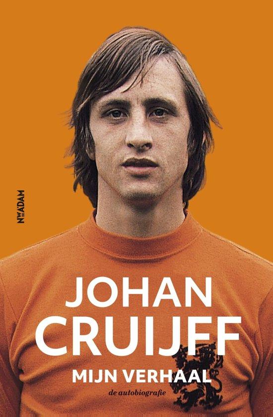 Boek cover Johan Cruijff – Mijn verhaal van Johan Cruijff (Onbekend)