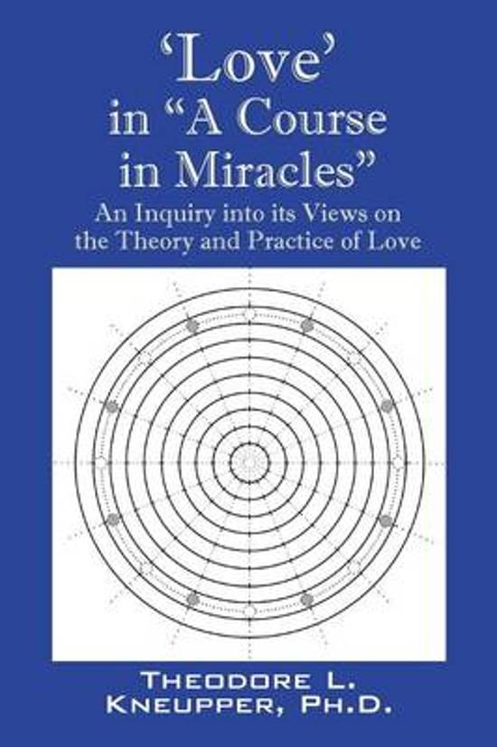 'Love' in A Course in Miracles