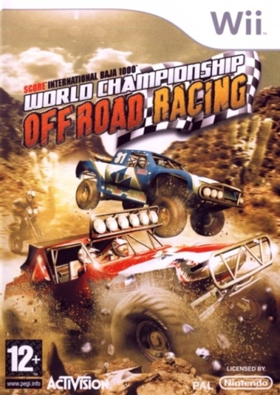 World Championship Off Road Racing kopen