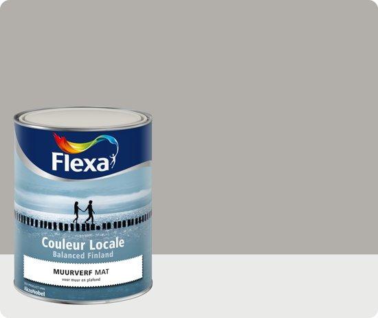 Flexa Couleur Locale - Muurverf Mat - Balanced Finland Breeze - 3505 - 1 liter