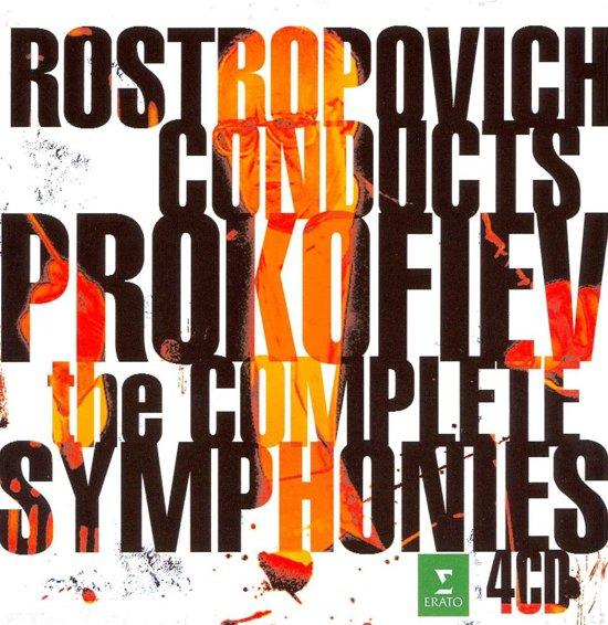 Prokofiev: Compl. Symphonies