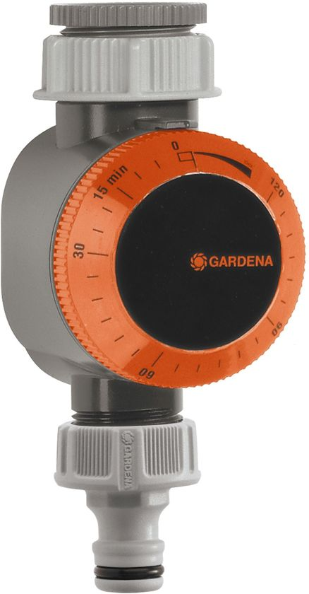 GARDENA watertimer - automatische besproeiing