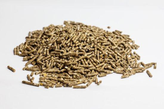 Foktoomkorrel voor broedeieren - krielkippen 20kg