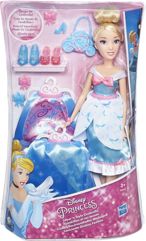 Disney Princess pop Assepoester modeplezier