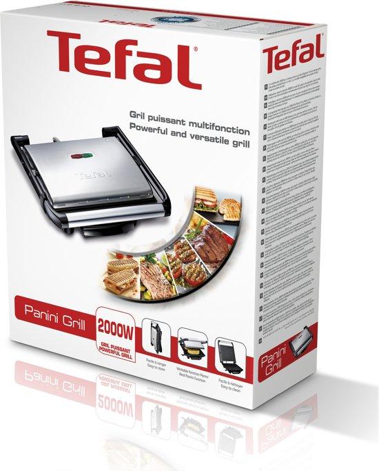 Tefal GC241D12 - Contactgrill