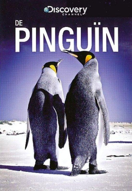 Cover van de film 'Pinguin'