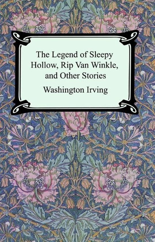 the use of satire imagery irony and symbolism in rip van winkle a short story by washington irving