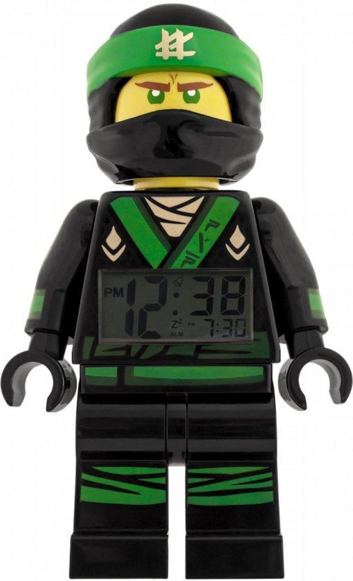 wekker lego ninjago lloyd. Black Bedroom Furniture Sets. Home Design Ideas
