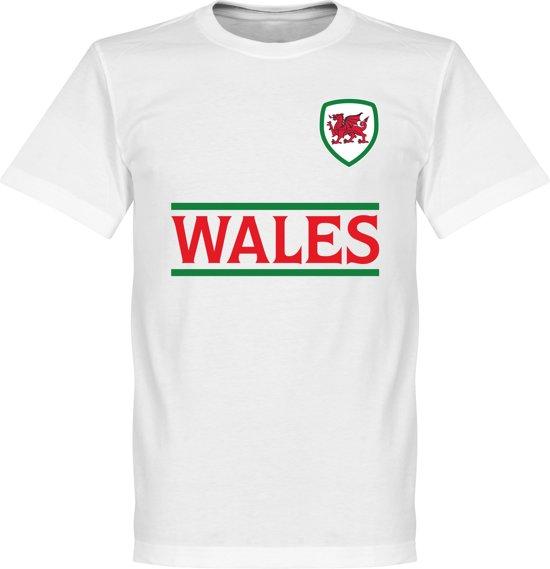 Wales Team T-Shirt - XL