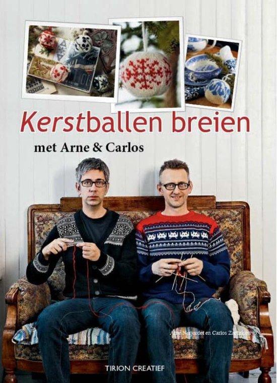 Bolcom Kerstballen Breien Met Arne Carlos Arne Nerjordert