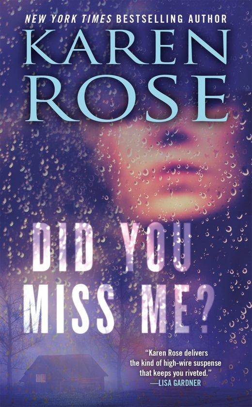 Bolcom Did You Miss Me Karen Rose 9780451414090 Boeken