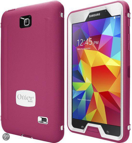 on sale 8b845 824a2 OtterBox Defender Case voor Samsung Galaxy Tab 4 7 inch - Roze