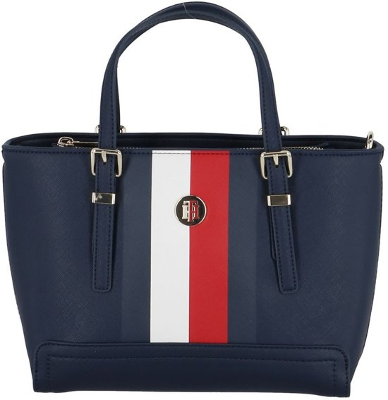 b30eafbbf7a Donkerblauwe Handtas Tommy Hilfiger Honey Small Tote
