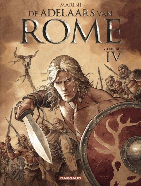 ADELAARS VAN ROME DE 4 Vierde boek