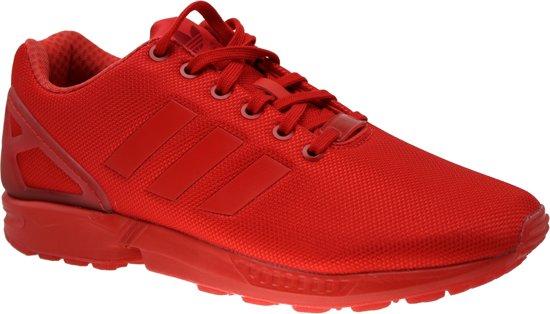 adidas zx flux heren rood