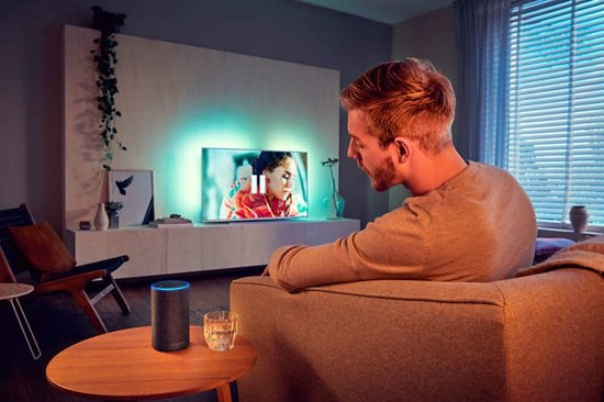 Philips The One (70PUS7304) - Ambilight