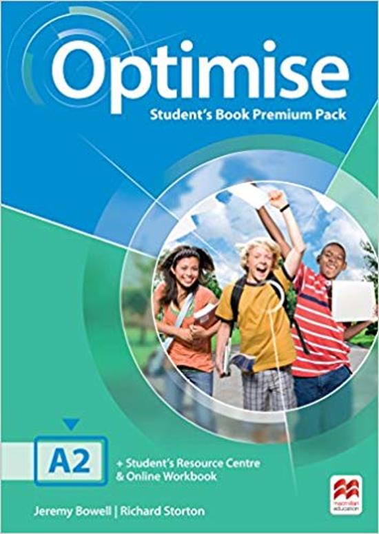 Optimise A2 Student's Book Pack