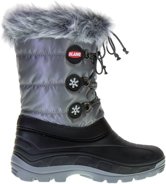 Olang OL Patty Argento Snowboots zilver dames deDWv5