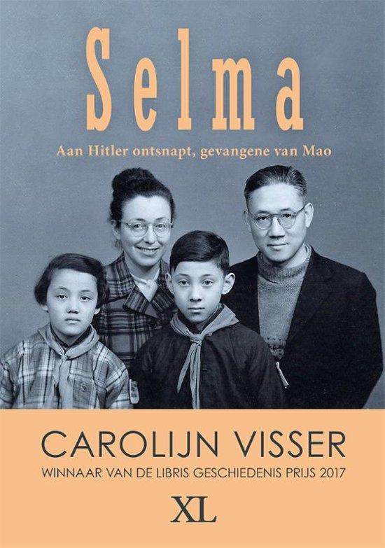 Boek cover Selma van Carolijn Visser (Hardcover)