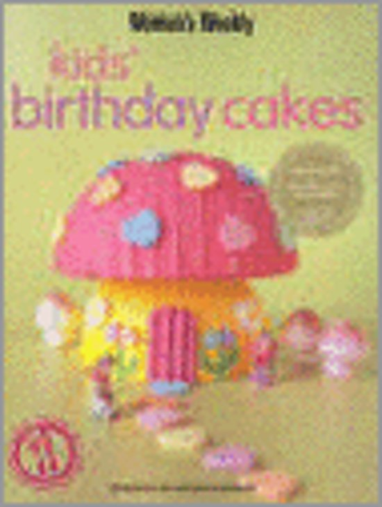Outstanding Bol Com Kids Birthday Cakes 9781863962810 Boeken Personalised Birthday Cards Paralily Jamesorg