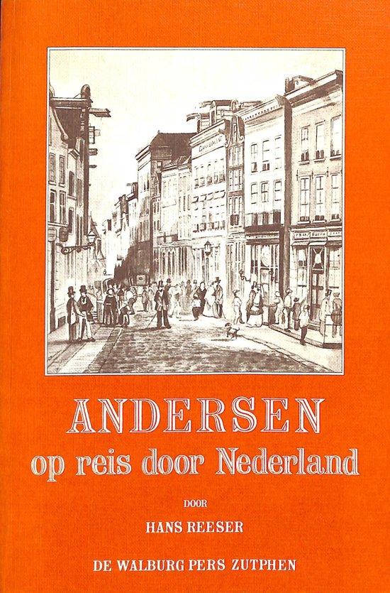 Andersen op reis door nederland