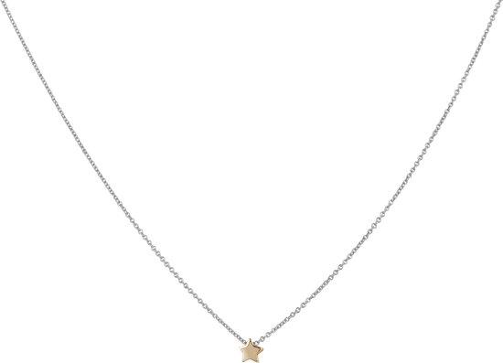 Glow - Gouden symboolcollier Ankerschakel - 42+2cm