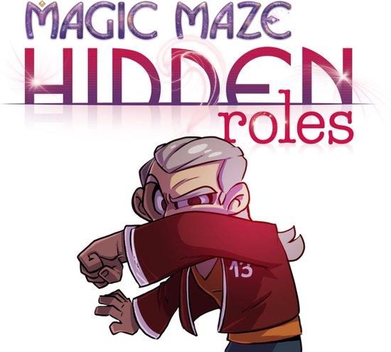 Magic Maze: Hidden Roles Uitbreiding