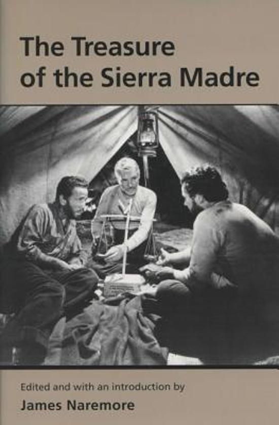 Boek cover The Treasure of the Sierra Madre van Mike Newell (Paperback)