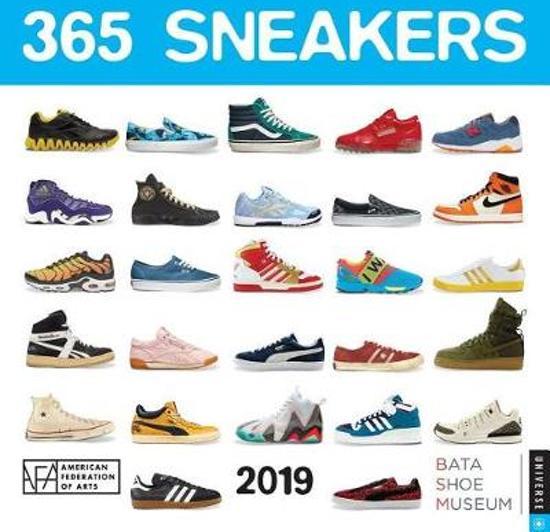 Bolcom 365 Days Of Sneakers Kalender 2019