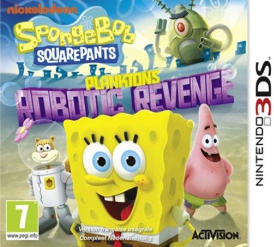 SpongeBob SquarePants: Plankton's Robotic Revenge kopen