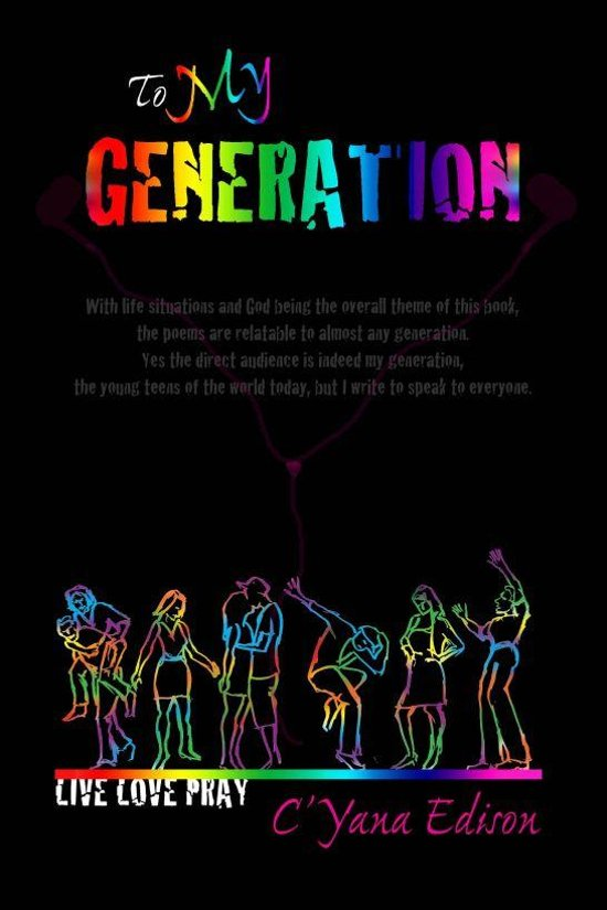 To My Generation