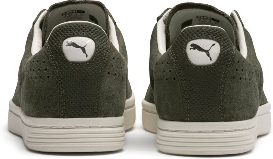 the best attitude 92278 93c9b PUMA Court Star Suede Interest Sneakers Unisex - Forest Night / Whisper  White - Maat 43