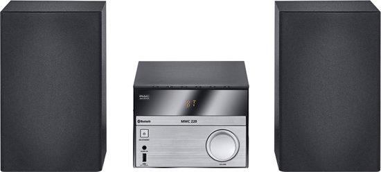 Mac Audio MMC 220 - Microsysteem met Bluetooth