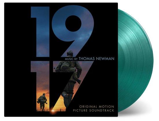 CD cover van 1917 (Coloured Vinyl) (2LP) van Ost