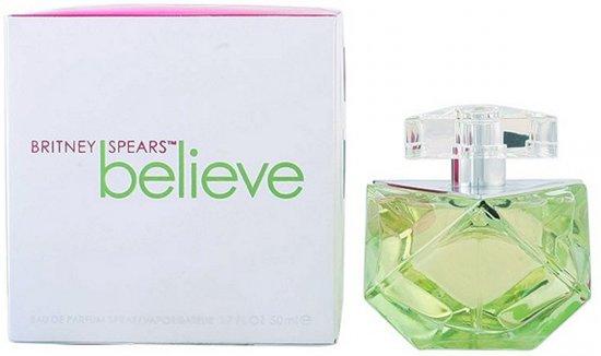 Britney Spears Eau De Parfum Believe 100 ml - Voor Vrouwen