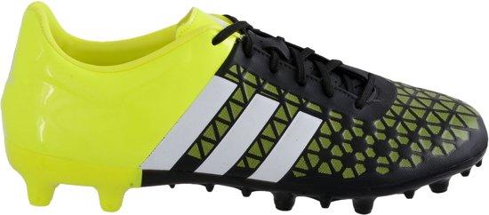 adidas ACE 15.3 FG/AG - Voetbalschoenen - Mannen - Maat 42 - geel/