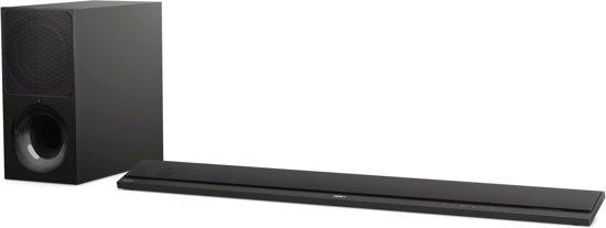 Sony HT-CT800 – Soundbar met draadloze subwoofer – 4K