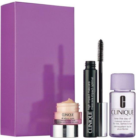Clinique High Impact Mascara Gift Set 3 st.