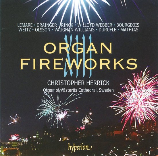 Organ Fireworks 12