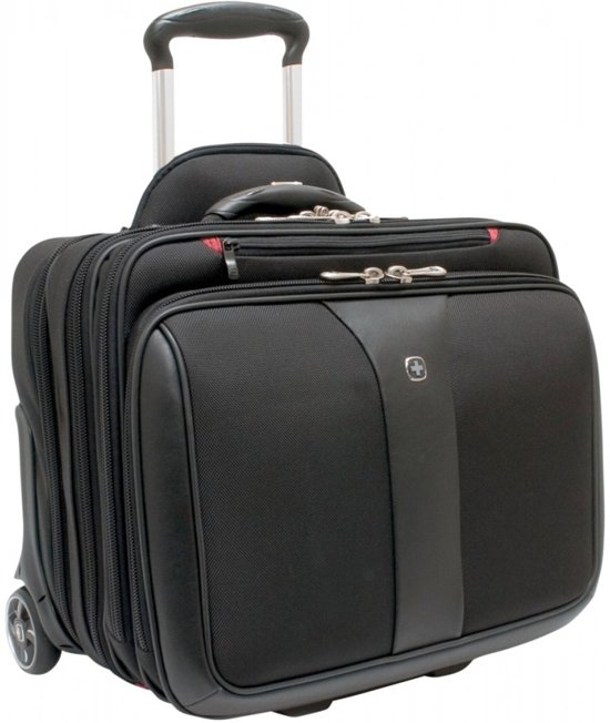 Wenger Trolley Patriot Laptop Tot 17 Inch PZiukTOX