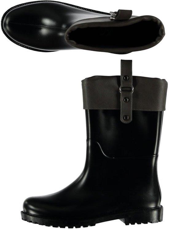 hoge grijze dames laarzen