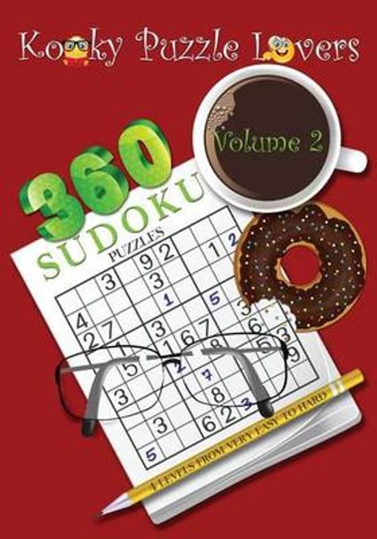 Sudoku Puzzle Book, Volume 2